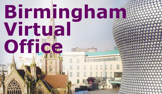 birmingham virtual office